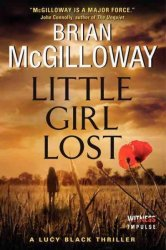 Little Girl Lost - Brian Mcgilloway Paperback
