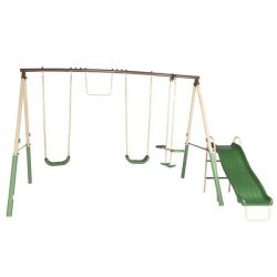 Jeronimo - Super Swing 4 Set With Slide