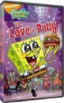 Spongebob Squarepants To Love A Patty DVD