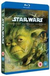 Star Wars Trilogy: Episodes I II And III Blu-ray