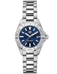Tag Heuer Aquaracer Lady 300m 27mm Blue Dial Women's Watch