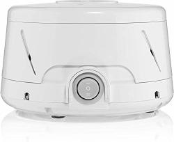 Dohm-us Classic White Noise Sound Machine With Us Plug White