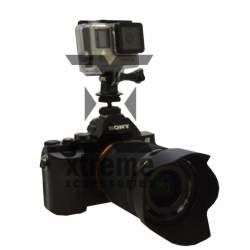 XtremeXccessories Hot Shoe Adapter For Gopro To Dslr Attachment