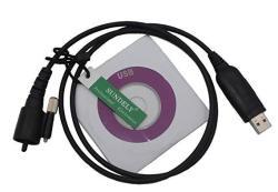 Sundely USB Port Programming Programmer Cloning Cable Cord For Kenwood  Radio TK-5710 TK-5810 TK-5910 TK-6900 TK-690 TK-790 TK-89 | R1578 00 |