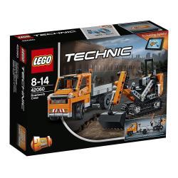 Lego Technic Roadwork Crew