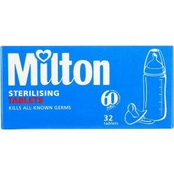 Milton 32 Sterilising Tablets