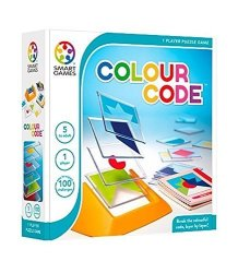Smart Games Colour Code Brainteaser Game