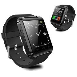 SmartWatch Yamay Bluetooth Smart Watch Android Wear Bracelet Band With Oled Touch Screen Fitness Ac