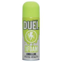 Duel - Lemon & Lime Shave Cream 200ML
