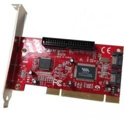 Chronos PCI 2 SATA-I+1 ATA-133 Card