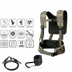 Metal Detector Generic Detecting Harness Sling Easy Swing Limb Arm Saver Support Garden Detecting