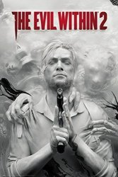 The Evil Within 2 - Gaming Poster print Game Cover key Art Size: 24 Inches X 36 Inches
