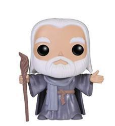 Funko Pop Movies: Hobbit 2 Hatless Gandalf Action Figure
