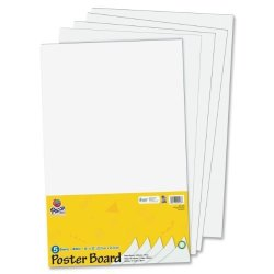 Pacon Corp. Pacon Half-size Sheet Poster Board PAC5443