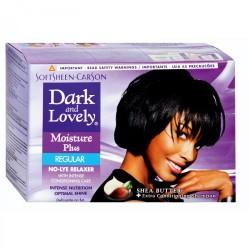 DARK LOVELY Regular No-lye Cream Relaxer Kit