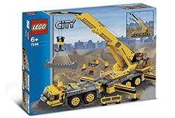 Lego City 7249: XXL Mobile Crane