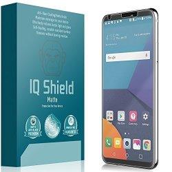 LG V35 Thinq Screen Protector Maximum Coverage Iq Shield Matte Full  Coverage Anti-glare Screen Protector For V35 Thinq V30 V30S THINQ V30S+  Thinq