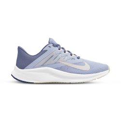 Nike Women's Quest 3 Blue beige Shoe
