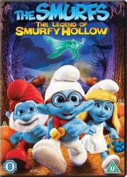 The Smurfs - The Legend Of The Smurfy Hollow dvd