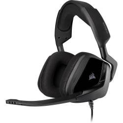 Corsair Void Elite Surround Premium Gaming Headset With Dolby Headphone 7.1 Carbon Console Ready USB