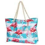 No Brand - Waterproof Beach Bag Flamingo