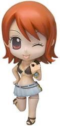 Bandai Tamashii Nations Nami One Piece Chibi-arts Action Figure