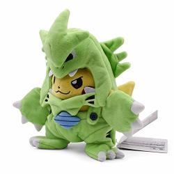 SHDZKJ Pikachu Plush Keychain Pikachu Plush Toys Stuffed Toys