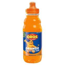 Oros Orange Juice Ready To Drink Bottle 300 Ml