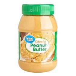 GREAT VALUE Peanut Butter 800 G