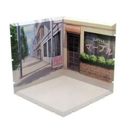Plm Dioramansion 150: Town Street Figure Diorama