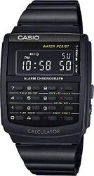Casio Men S Vintage Collection Calculator Watch Black Ca506b 1avt R Electronics Pricecheck Sa