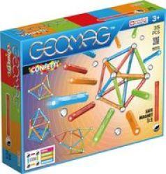 KOR Geomag Confetti