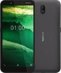 Nokia C1 3G 5.45 Octa-core Smartphone 16GB Charcoal Black - Dual-sim