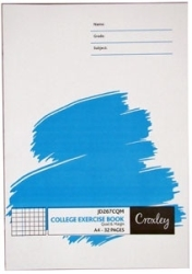 JD267 32 Page A4 Q&m Exercise Book 20 Pack
