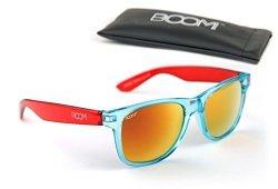 BOOM Spectrum Polarized Sunglasses - Aqua