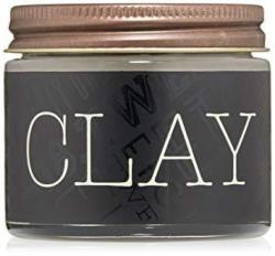 18.21 Man Made Hair Clay Pomade With Matte Finish For Men Sweet Tobacco 2 Oz