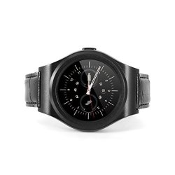 LESHP Bluetooth Smartwatch 1.3IN Touch Screen Water Resistant With Sim Card Slot Sleep Monitor Heart
