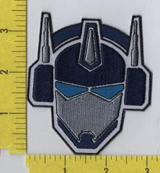 USA Transformers Tfw 2005 Iron On Patch Sm