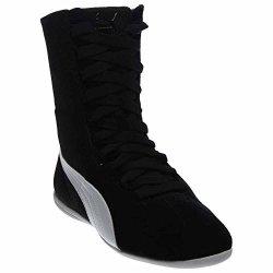 5f339890f5433 Puma Women's Eskiva High Top Textured Sneakers Black 10 B M Us | R2965.00 |  Sunglasses | PriceCheck SA