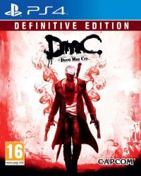 May Devil Cry Definitive Edition PS4