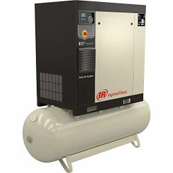 INGERSOLL RAND Rotary Screw Compressor - 15 Hp 230 VOLT 3-PHASE 53.9 Cfm At 115 Psi 80-GALLON Tank Model Number 48670699