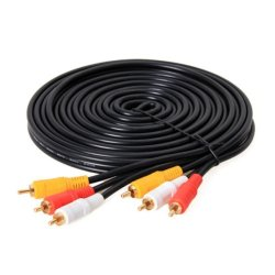 RCA 3 To 3 Cable