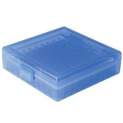 Berry's 001 Blue Ammo Box 380 9MM 100RD