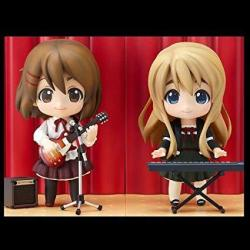 Nendoroid K-on Yui And Tsumugi: Live Stage Set Wonfes 2010 Summer Nendoroid Figures