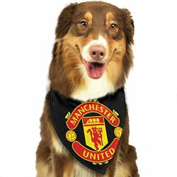 Hjkh Pjkl Logo Manchester United Pet Dog Puppy Cat Triangle Bibs Scarf Bandana Collar Neckerchief Mchoice Any Pets Prices Shop Deals Online Pricecheck