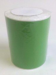 """2 Rolls 4"""" X 6"""" Direct Thermal Labels Green 250 Labels Per Roll Thermal Printer Compatible 1"""" Core"""