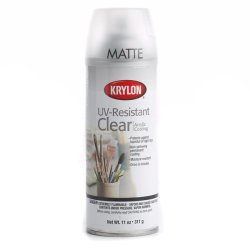 Uv-resistant Clear Acrylic Coating Matte gloss - Krylon Matte | R225 00 |  Arts & Crafts | PriceCheck SA
