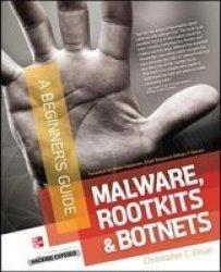Malware Rootkits & Botnets - A Beginner& 39 S Guide Paperback