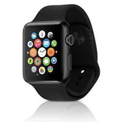 Renewed Apple Series 2 Smart Watch 38mm in Space Gray & Black