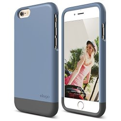 online store 20097 e9f70 Elago Iphone 6 Case Glide Royal Blue Dark Gray - Mix And Match Premium  Armor True Fit For Iphone 6 Only | R745.00 | Cellphone Accessories |  PriceCheck ...
